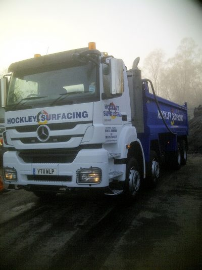 Mercedes 30 Tonne Insulated Bulker