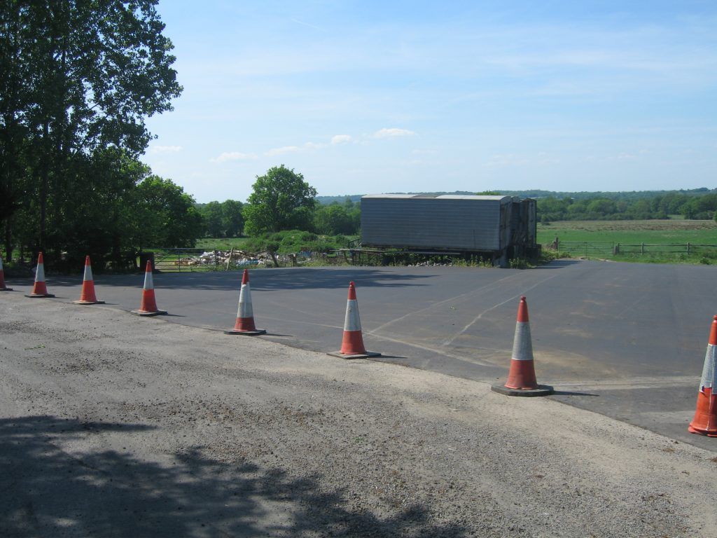 Car Park Resurfacing